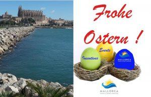 Frohe Ostern aus Mallorca