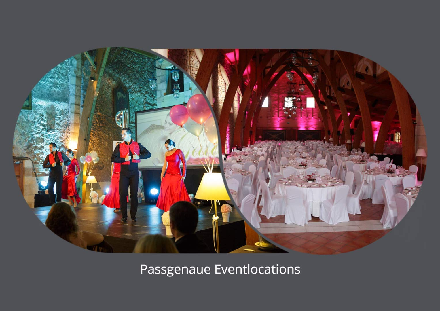 Passgenaue Eventlocations